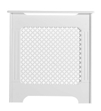 CV001W - Classic Range - SATIN WHITE Cover with Orslow grille - £ 49.90