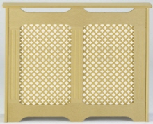 TRA002PL - PLAIN MDF Cover with Orslow grille