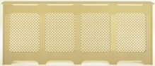 TRA005PL - PLAIN MDF Cover with Orslow grille -