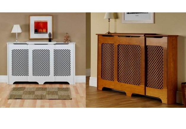 Click here to view EXTENDABLE/ADJUSTABLE STYLE Radiator Covers